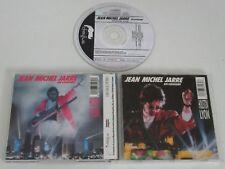 JEAN MICHEL JARRE/EN CONCERT/HOUSTON LYON(DREYFUS 833126-2) CD ALBUM