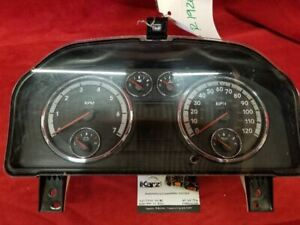 Speedometer Cluster VIN 1 6th Digit MPH Fits 10 DODGE 1500 PICKUP 1920