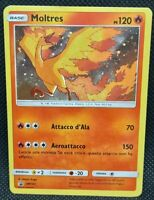 POKÉMON~MOLTRES~SM143~PROMO~HOLO~ITALIANO~LIGHT PLAYED