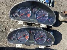 **RARE** Mazda MX5 Mk2 10AE Dash Clocks Speedo