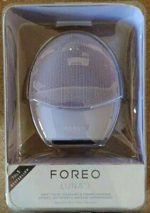 FOREO Luna 3 Gesichtsreinigungsbürste für empfindliche Haut - Lila