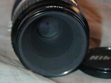 Nikon Nikkor 55mm f2.8 lens for Nikon AIS  PK-13 extension tube