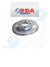 RDA Disc Brake SLOTTED Rotors REAR Ford FALCON BA BF FG XR6 XR8 XT TURBO/NA