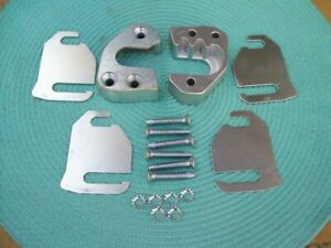 NEW Reproduction 1964 - 1966 Dodge Plymouth A-Body DOOR STRIKER AND SHIM KIT