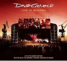 David Gilmour live In Gdansk 4 Discs