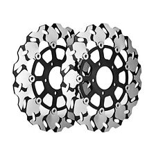 Front Brake Disc Rotor For Suzuki GSXR600/750 97-03 GSXR1000 01-02 1300 99-07