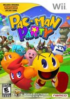 Pac-Man Party - Nintendo  Wii Game