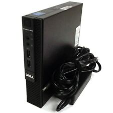 Dell Optiplex 9020M USFF Quad Core i5-4590T 2.0GHz - 8GB w/ WiFi *No HDD