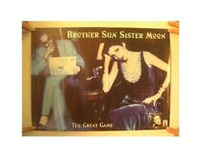 Brother Sun Sister Moon Poster The Great Game