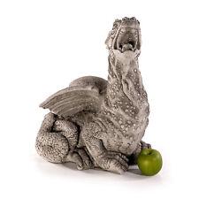 Drachen Gartenfiguren Gartendrache Steinfiguren Sandstein Skulpturen 772847