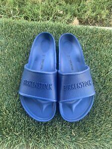 Men's Birkenstock Barbados Rubber Slide Sandals Sz 11
