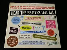 Hear The Beatles Tell All-1964 Vee-Jay LP-SEALED!