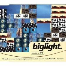 Big Light Trouble is '99 [Maxi-CD]