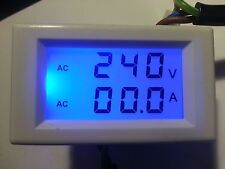 Digital Amp Meter Panel : Buy digital amp meter in test equipment panel meters ebay