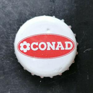 Conad Cervarezza tappo acqua water bottle cap chapa agua Kronkorken