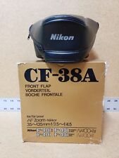NEW - NIKON CF-38A FRONT FLAP CASE FOR AF ZOOM-NIKKOR 35-135MM/F3.4-4.5