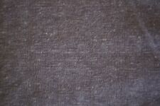 "Knit Gray Sweatshirt  Fabric Almost 2 Yards 62"" X 54"" Soft 1 way stretch"
