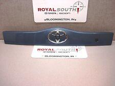 Toyota Prius Seaside Pearl Blue Lift Gate Garnish Handle Trim Genuine OEM OE