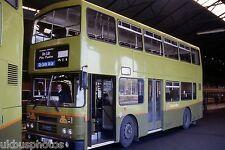 Dublin Bus RH72 Dublin 1991 Irish Bus Photo