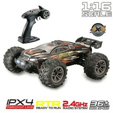 All Terrain 4WD RC Car Brushless Remote Control Monster Truck High Speed RTR