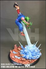 DRAGON BALL Z GOKU GOKOU vs KING PICCOLO RESIN FIGURE STATUE FIGURA NEW