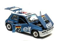 1981 RENAULT D TURBO #49 EURO CUP S1801307 1/18 SOLIDO