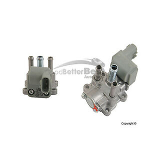 One New Genuine Fuel Injection Idle Air Control Valve 2227015010