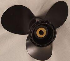 Aluminium propeller  10 1/4 x 13  Suzuki outboard 10 splines 20 25 30  hp