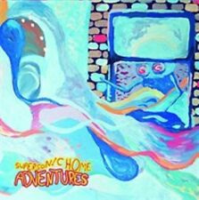 Supersonic Home by Adventures (Vinyl, Feb-2015, Run for Cover Records)