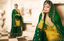 Indian Designer Shrara's Suit Fully stitched For Eid Wedding Party Lt Nitya 2503