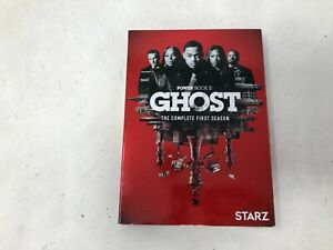 Power Book II Ghost The Complete First Season (DVD, 2021) with Slipcover