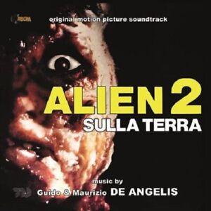 Alien 2 Sulla Terra - Complete - 12 Page Booklet - Guido / Maurizio DeAngelis