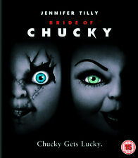 Childs Play 4 - Bride Of Chucky Blu-Ray | (1998)