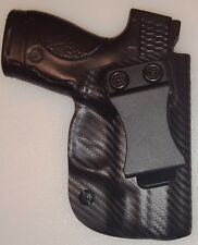 Smith & Wesson Shield 9mm (IWB) Kydex Holster - Adjustable Retention and Cant
