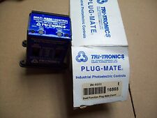 TRI-TRONICS DUAL EVENT PLUGMATE MULTI-FUNCTION/PROGRAMMABLE CONTROL PM 8200