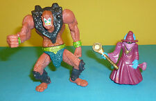 McDonald's Happy Meal Toys Masters of the Universe Orko & Beast Master 2003