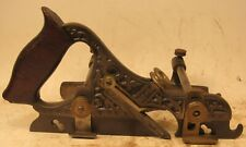 New ListingStanley #41 Millers Patent Plow Plane - No Filister Bed - Includes One Cutter