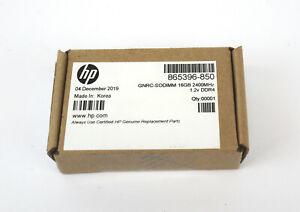 SK Hynix / HP 16GB DDR4 SO-DIMM PC4-19200S HMA82GS6AFR8N-UH - Notebook