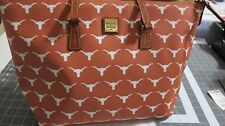 Dooney & Bourke University of Texas Orange Longhorn Bag NWT