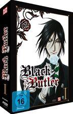 Black Butler - Staffel 1 - Box 1 - Episoden 1-7 - DVD - NEU