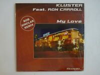 KLUSTER feat. RON CARROLL : MY LOVE (BOB SINCLAR REMIX) ♦ CD Single ♦