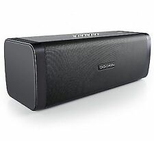 DOCKIN D Fine Stereo Bluetooth Speakers With Powerbank NFC Dust and Splash Pro