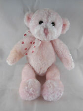 """Gund Teddy Bear Pink You're Special 14133 Sweet Sentiments 10"""" Beanie Tush Soft"""