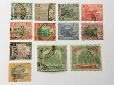 old stamps  FEDERATED MALAY STATES    x  12