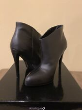 Boutique 9 Faustine High Heel Boots - Black