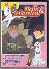 dvd BELLE E SEBASTIEN HOBBY & WORK numero 5