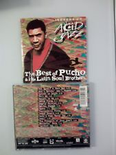 PUCHO - THE BEST OF PUCHO & HIS LATIN SOUL BROTHERS - CD