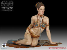 Star Wars~Princess Leia As Jabba'S Slave~Accessory Pack~Le 1750~Gentle Giant~Mib