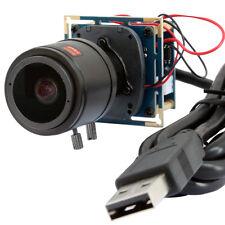 1080P 30fps/60fps/120fps High Speed IR Cut 2.8-12mm Varifocal USB Camera Module