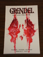 GRENDEL GOD AND THE DEVIL DARK HORSE MATT WAGNER 9781593079673